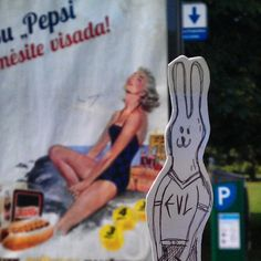 humans are stupid. you have to make ads to tell them its summer #illustration #pepsi #summer #advertising #supid #vilnius