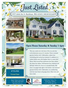 Daisy - Real Estate Flyer Sample www.ZipYourFlyer.com - Email Your Listing to 1000's of Agents in Your Area! Order Print Flyers! Visit us at www.zipyourflyer.com to view 100's of eflyer designs to choose from. #RealEstateFlyer #EFlyer #PrintFlyer #RealEstate #Realtor #Realty #Broker #ForSale #NewHome #HouseHunting #MillionDollarListing #HomeSale #HomesForSale #Property #Properties #Home #Housing #Listing #JustListed #ZipYourFlyer #WantToMove #BuyMyHouseSamples   Zip Your Flyer