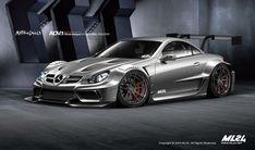 Mercedes-Benz SLK Wide Body Kit R171