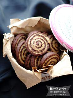 biscotti bicolore #senzalattosio #senzauova #senzalievito