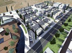 Jordan Valley University Master plan