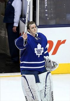 Ben Scrivens: Back-to-Back Shut-Outs for the Toronto Maple Leafs