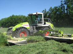 Claas Cougar 1400RC Forage Harvester