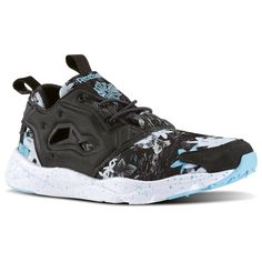 3b04c37ab7d Reebok - Furylite NP Floral Print Shoes