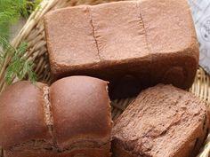 次の日もふわふわ♡ ココア食パンの画像