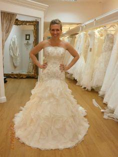 My Wedding Dress Madrid By Amanda Wyatt