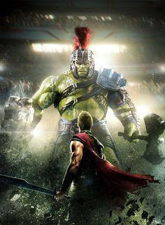 Hulk v Thor, Thor RagnarokYou can find Hulk and more on our website.Hulk v Thor, Thor Ragnarok Marvel Dc Comics, Marvel Avengers, Marvel Films, Ms Marvel, Marvel Heroes, Marvel Characters, Marvel Cinematic, Captain Marvel, Deadpool Comics