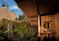 Elemental Healing Resorts - The Fivelements Bali Resort Offers Sacred Arts and Raw Food (GALLERY)