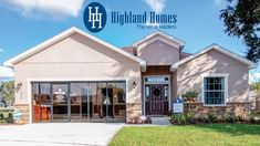 Take a virtual tour of the Shelby by Highland Homes - Florida new homes designed for your life! The Shelby boasts sq. of modern open living space and includes 4 bedrooms, baths, 2 car garage and a covered lanai.