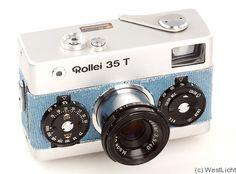 Rollei: Rollei 35T 'Jeans' camera