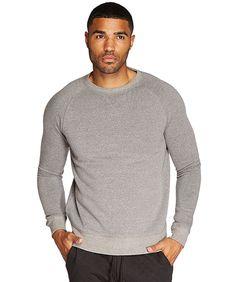 Threads 4 Thought Fleece Crew Neck  Sweatshirt