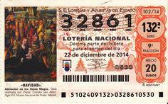 Loteria Navidad 2014