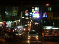 Patpong- Bangkok