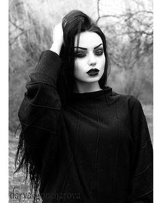 "7,440 Likes, 177 Comments - Darya Goncharova (@darya_goncharova_) on Instagram: ""Can you guess my zodiac sign? ^^ . Tunic: @killstarco  Model/ Photo/ MUA: @darya_goncharova_…"""