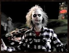 Beetlejuice 2 Genre: Comedy/Fantasy Directed by: Starring: Michael Keaton Release Date:TBA 2016 80s Movies, Film Movie, Good Movies, Movies Showing, Movies And Tv Shows, Film Tim Burton, Beetlejuice Movie, Michael Keaton, Goth Art