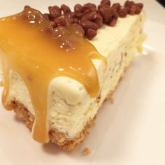 Cheesecake, Food And Drink, Baking, Desserts, Caramel, Tailgate Desserts, Deserts, Cheese Pies, Bakken