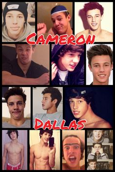 I love Cameron Dallas, who doesn't?