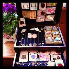 Jewellery shop display by Wychbury