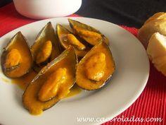 Caceroladas: Mejillones en salsa picante
