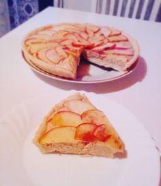 Apple-caramel pie  #apple #caramel #pie #tart #cake #healthylife #healthy #sweets #healthyfood #healthycake #no #iifym #bio #sugarfree #paleo #vegan #happy #girl #dnespeciem #dnesjem #haveaniceday #friday #piatok