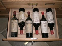 Lafite Rothschild 1945 ..simply one of the best wine of the century