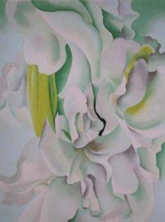Georgia O'Keefe ~ artwork