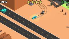 Smashy Road: Wanted- 스크린샷
