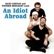 An Idiot Abroad, Season 1 Karl Pilkington, Ricky Gervais, Seven Wonders, Cute Gif, Season 1, Wonders Of The World, Favorite Tv Shows, Itunes, Wisdom