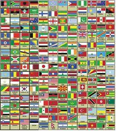 29 melhores imagens de Bandeiras de todos os Estados do Brasil ... 4284dbb702c2f