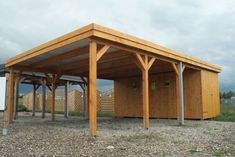 Thanks for the great carport-with-shed. Marvellous