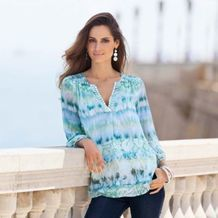 Together Print Tunic Top from Sears Catalogue  $79.99