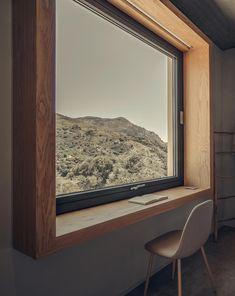 Contemporary Windows, Modern Windows, Wood Windows, Small Windows, Modern Window Design, House Windows, Window Desk, Window Ledge, Window Frames