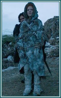 Ygritte - full costume