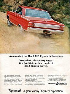 1966 Plymouth Belvedere Hemi 426