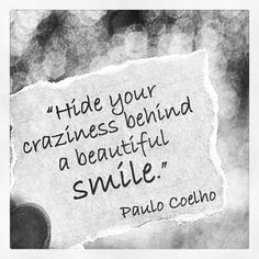 Paulo Coelho quotes - inspiration, motivation, smile