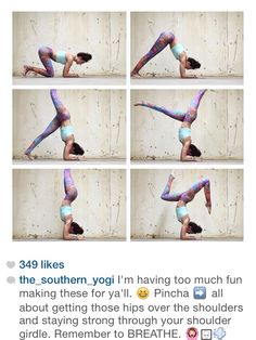 The southern yogi tips // one of my favorite yogis :)