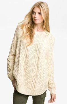 大人気☆ケーブル編みセーターの4つの着こなし術で、冬の愛され女子になる! | ギャザリー(2ページ目)
