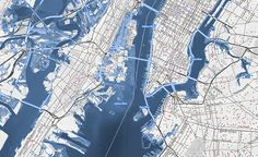 Cities underwater? See how global warming could affect towns and cities if temperatures continue to rise.