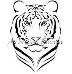 a lion tatoo от ArtBoutiqueButterfly на Etsy