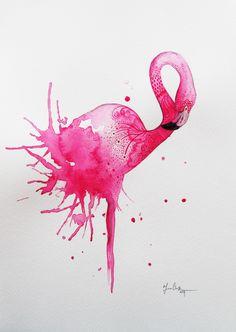 flamingo tattoo - Google Search
