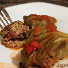 Golabki (Stuffed Cabbage Rolls) | ZagLeft