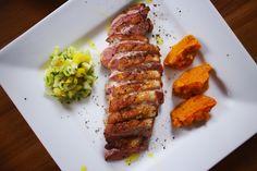 Isteni finom szaftos rozé kacsa - RozéKacsa Tandoori Chicken, Poultry, Paleo, Pork, Favorite Recipes, Dishes, Ethnic Recipes, Drinks, Diet