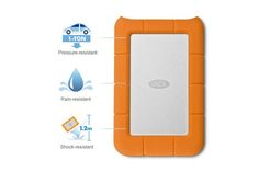 The 2TB LaCie Rugged Thunderbolt: the best way to ensure data stays safe. Read full review http://j.mp/1Ooxvpi