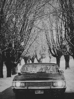 1967 Chevy Impala (Supernatural)