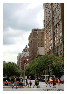 Park Avenue, New York City Copyright: Andre Bonavita