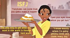 ISFJ  ISFJ = Introverted Sensing Feeling Judging