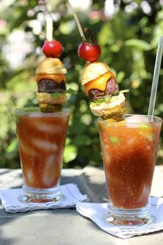 Cheeseburger Bloody