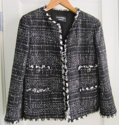 CHANEL JACKET @Michelle Flynn Coleman-HERS $2500.......dream jacket