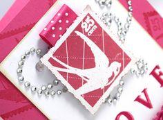 Love Bird #cards #crafts