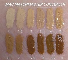 M.A.C - Matchmaster Concealer #3 - Corretivo com cores realistas que proporciona cobertura média e acumulável com acabamento natural acetinado. Formulado com a mesma inteligência de cor que nossa linha Matchmaster, essa fórmula fornece uma precisão de cor que dura até oito horas. Ajuda a corrigir a aparência das olheiras e descolorações. Vem em um conveniente bastão portátil.
